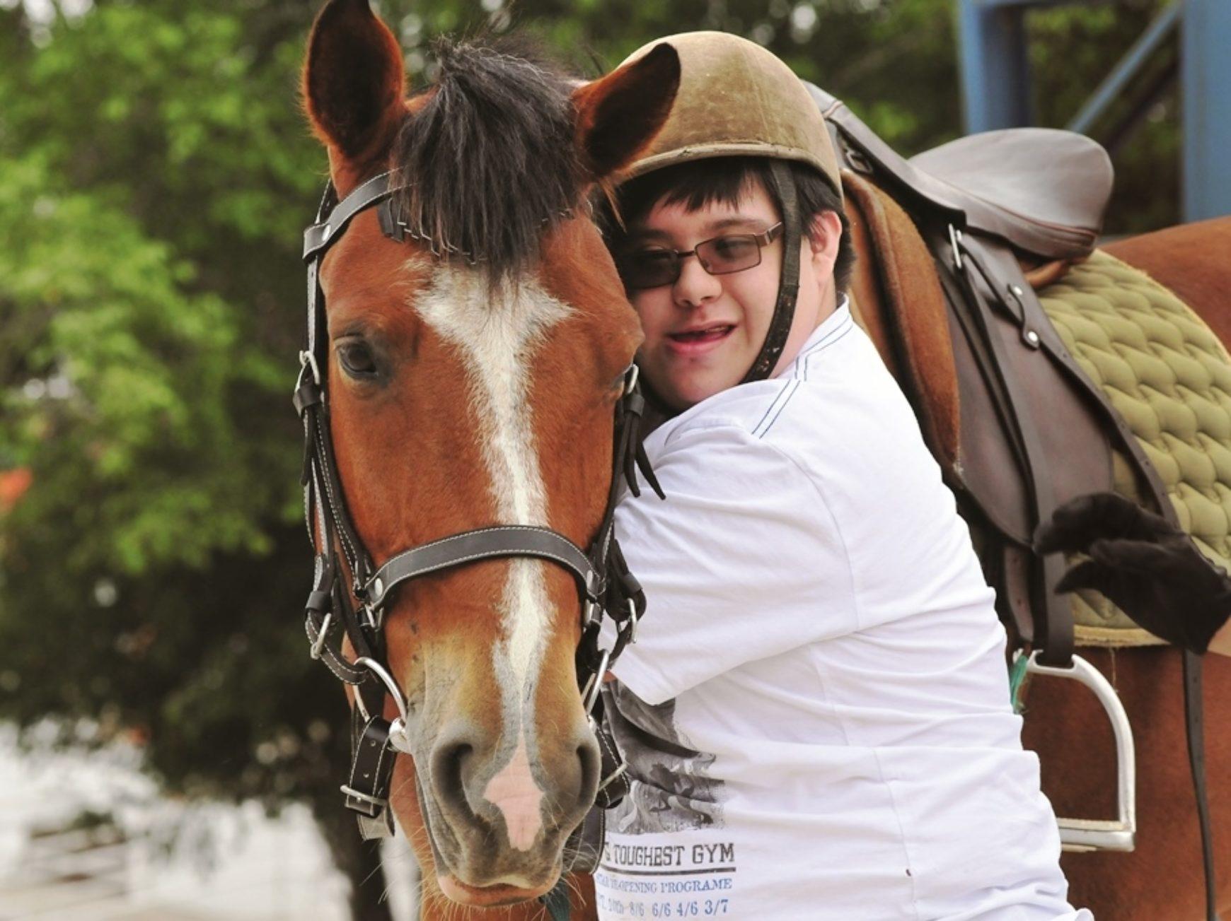 Beneficios de la equino-terapia